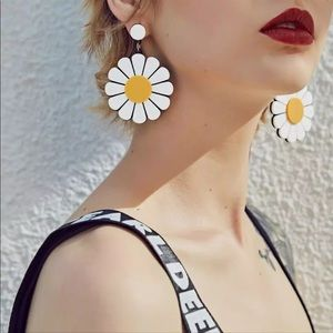 Daisy Power Earrings Any 2 for $25